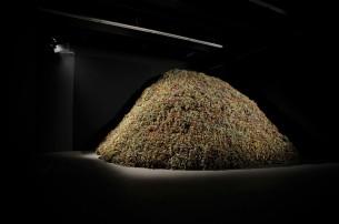 © LARS HINRICHS, TRAUMSCHIFF BUKOLIKA, 2012, INSTALLATION VIEW